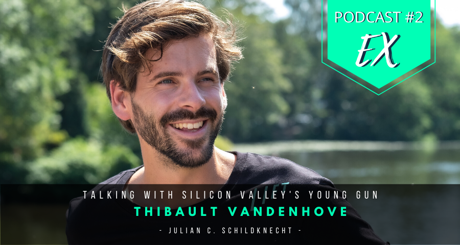 Silicon Valley's Young Gun Thibault Vandenhove